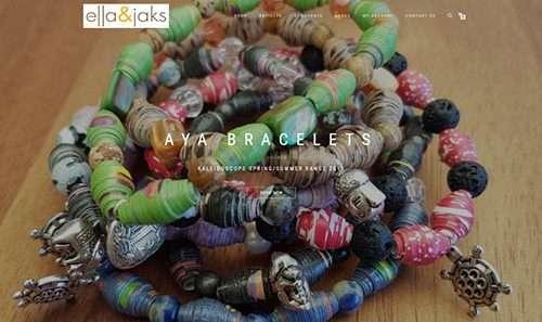 Cultivate Web Design | Harvest Your Online Potential | Portfolio ella & jaks