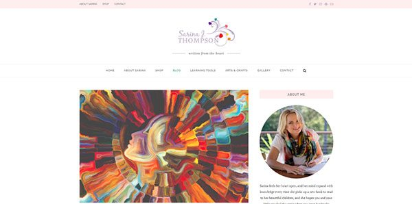 Cultivate Web Design | Harvest Your Online Potential | Portfolio Sarina Thompson
