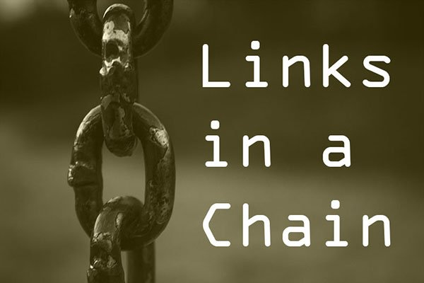 Links in a Chain | Cultivate Web Design | Harvest Your Online Potential
