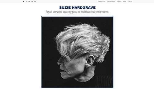 Suzie Hardgrave | Cultivate Web Design | Harvest Your Online Potential