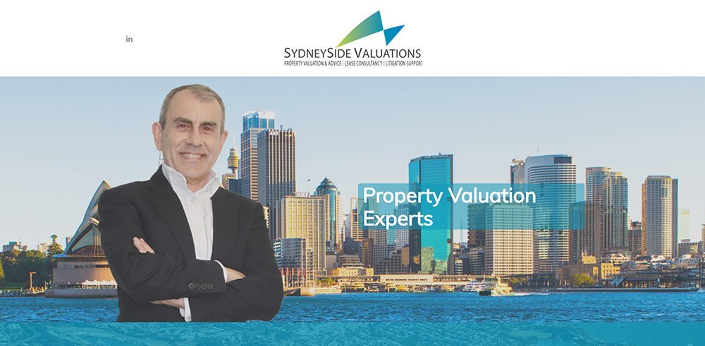 SydneySide Valuations | Cultivate Web Design | Harvesting Your Online Potential