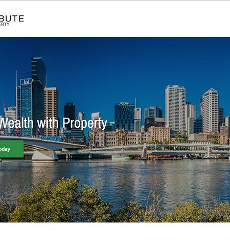 Attribute Property Home | Cultivate Web Design