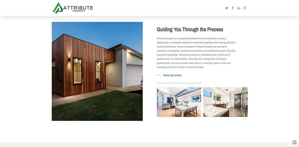 Attribute Property Process | Cultivate Web Design